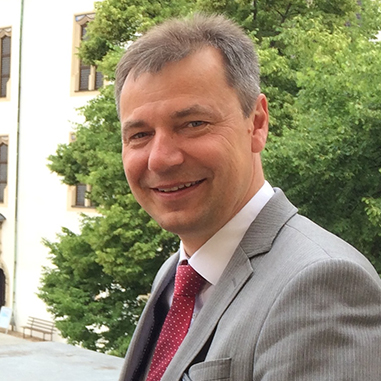 Portrait Landrat Nordsachsen: Kai Emanuel