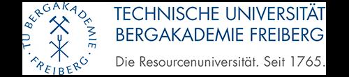 Technische Universität Bergakademie Freiberg (Logo)