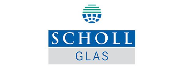 GlasCampus Wirtschaftspartner: Schollglas (Logo)