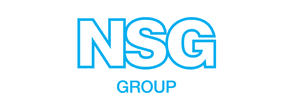 GlasCampus Wirtschaftspartner Glassolutions: NSG Group (Logo)